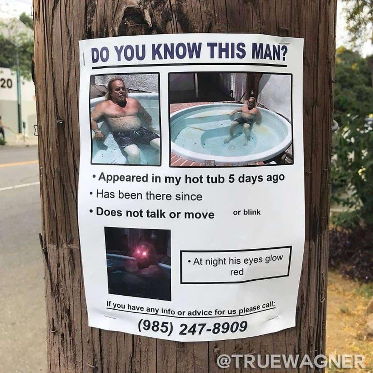 Fake-Aushänge in der Nachbarschaft | Lustiges | Was is hier eigentlich los?