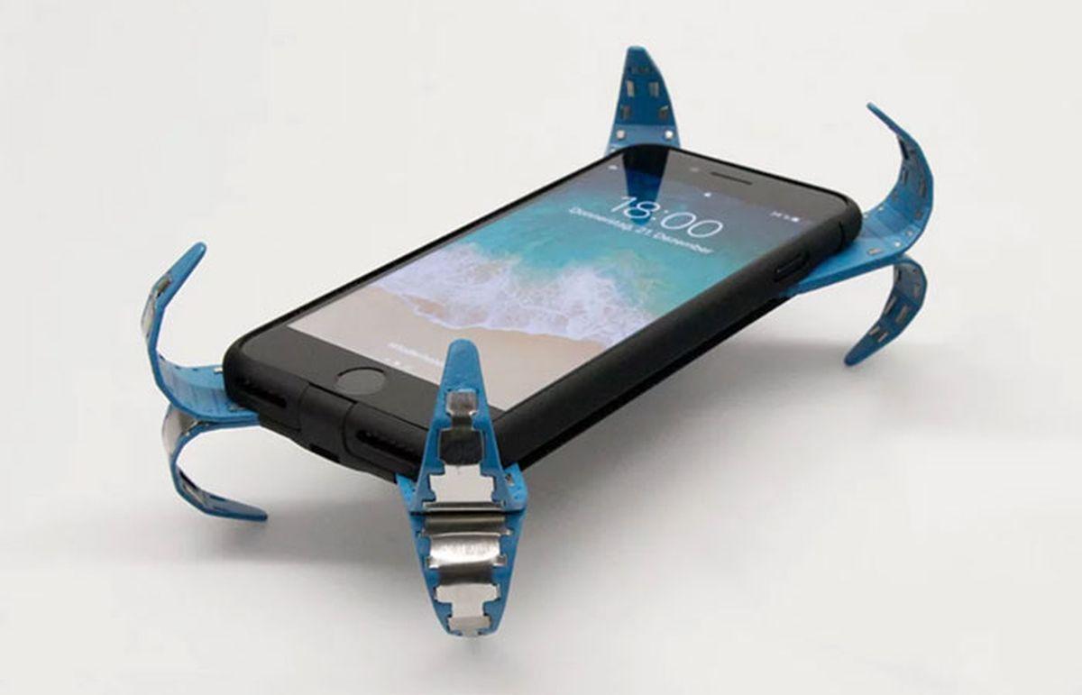 Ist das die erste Hülle, die das Smartphone vor Stürzen schützt? | Gadgets | Was is hier eigentlich los?