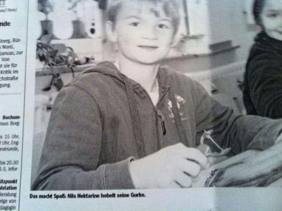 Nils Nektarine und seine gehobelte Gurke | Lustiges | Was is hier eigentlich los?