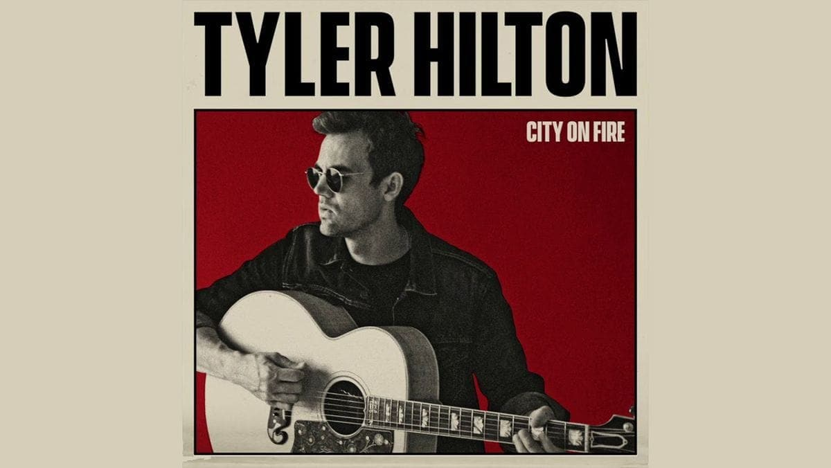 Tyler Hilton - City on Fire | Musik | Was is hier eigentlich los?