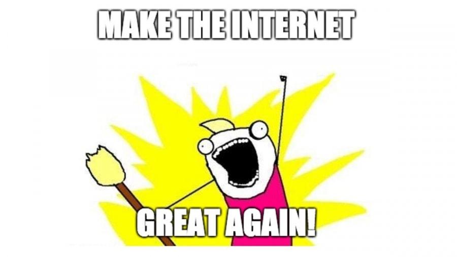 Und plötzlich macht das Internet keinen Spaß mehr - Gedankentüdelüt (102) | Kolumne | Was is hier eigentlich los?