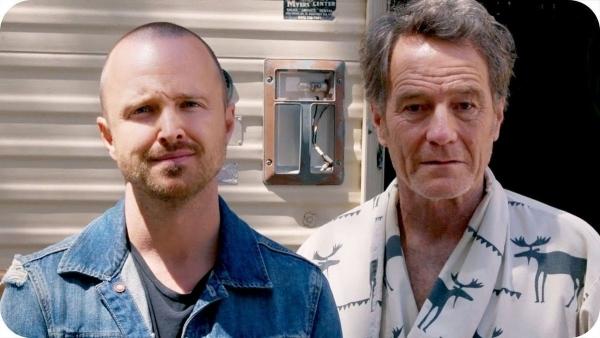 Was aus Aaron Paul und Bryan Cranston nach Breaking Bad geworden ist | Lustiges | Was is hier eigentlich los? | wihel.de