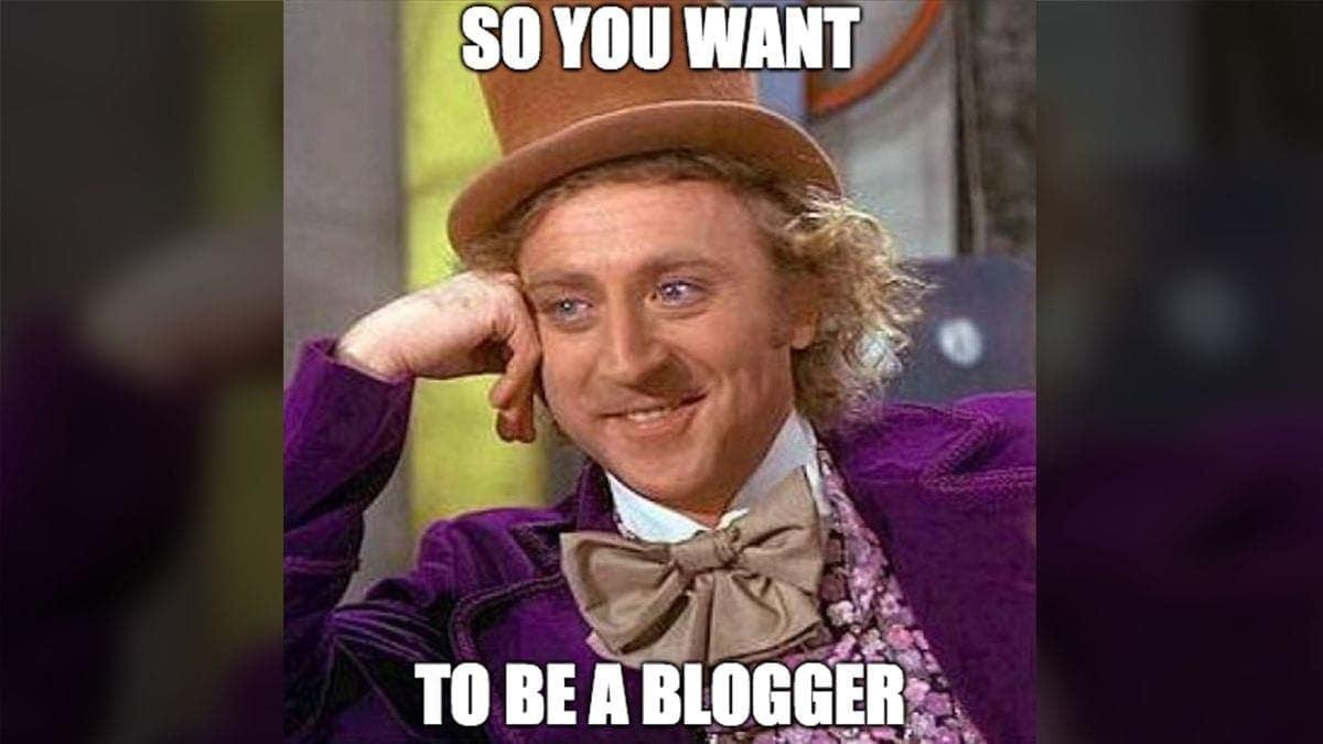 Wie du garantiert ein total erfolgreicher Blogger wirst - Gedankentüdelüt (101) | Kolumne | Was is hier eigentlich los?