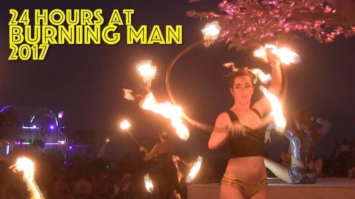 24 Stunden Burning Man Festival eingefangen von Mark Day | Festivals & Konzerte | Was is hier eigentlich los?