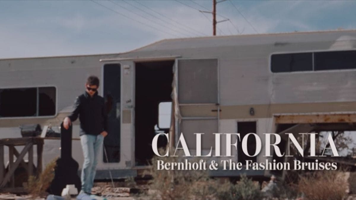 Bernhoft & The Fashion Bruises - California | Musik | Was is hier eigentlich los?