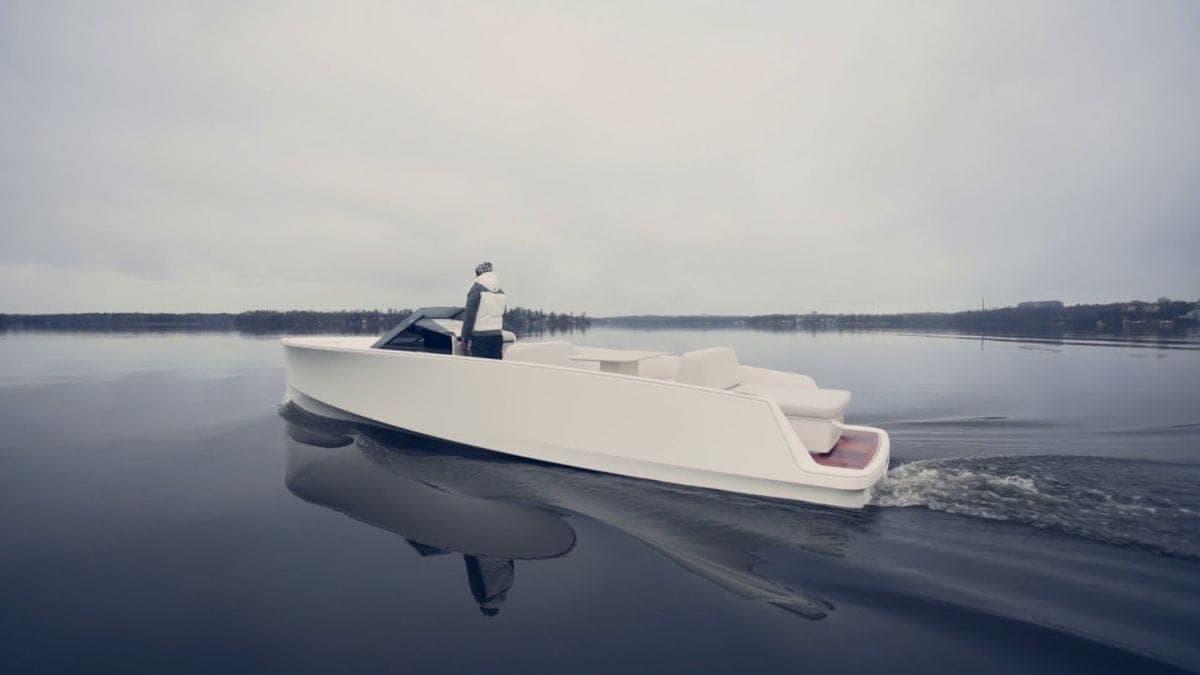 Das komplett elektrische Moterboot Q30 | Gadgets | Was is hier eigentlich los?
