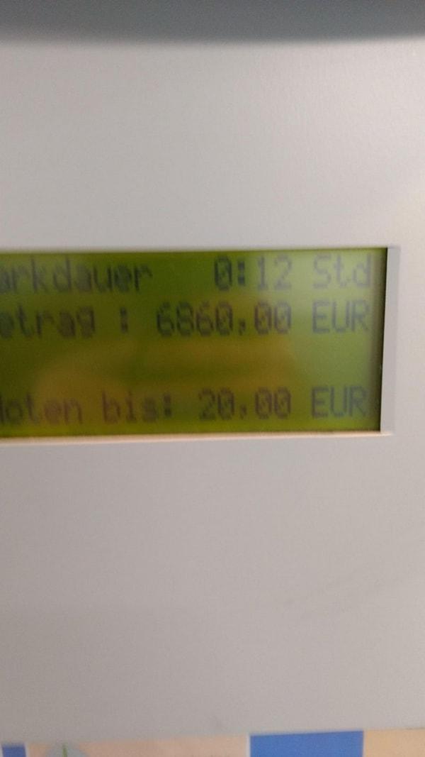 Der wohl teuerste Parkplatz Deutschlands | Lustiges | Was is hier eigentlich los? | wihel.de