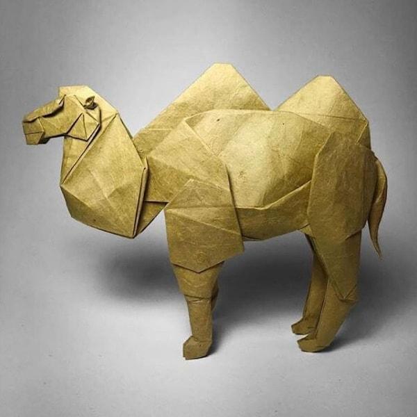 Die hohe Origami-Kunst von Robby Kraft | Design/Kunst | Was is hier eigentlich los? | wihel.de