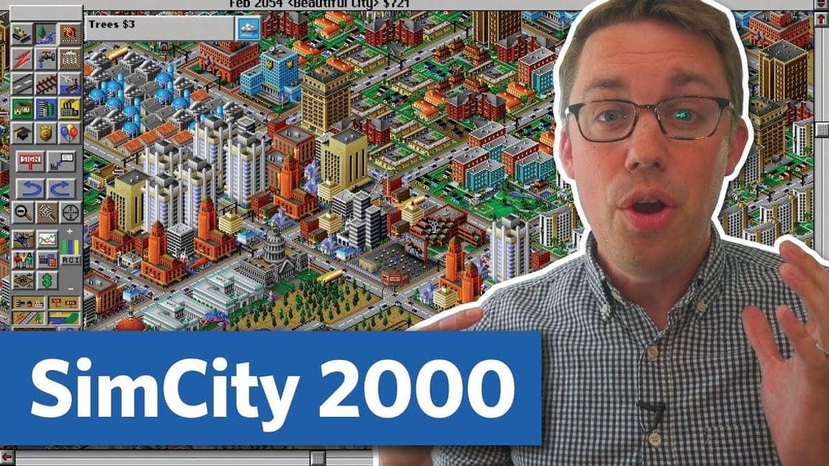 Ein professioneller Stadtplaner spielt Sim City 2000 | Nerd-Kram | Was is hier eigentlich los?