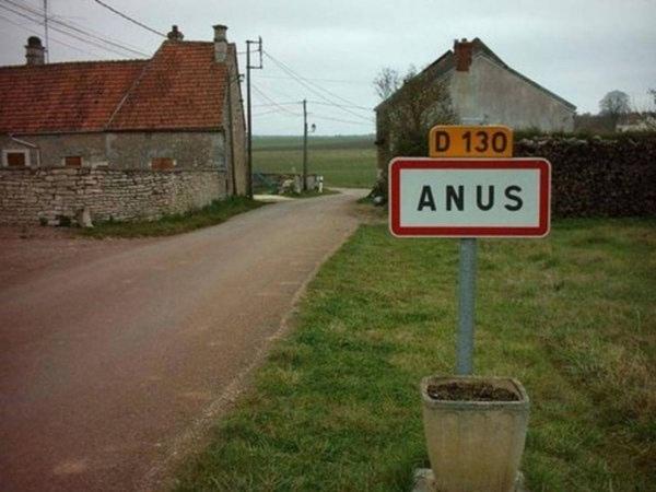 Gefunden: Der offizielle Arsch der Welt | Lustiges | Was is hier eigentlich los? | wihel.de