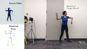Mit künstlicher Intelligenz kann jeder tanzen! | Nerd-Kram | Was is hier eigentlich los?