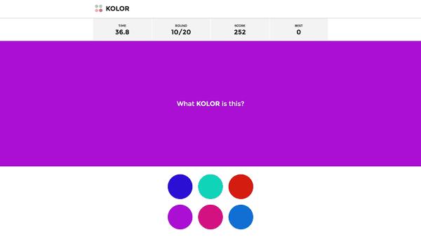 Nichts für Farbenblinde: KOLOR | Was gelernt | Was is hier eigentlich los? | wihel.de