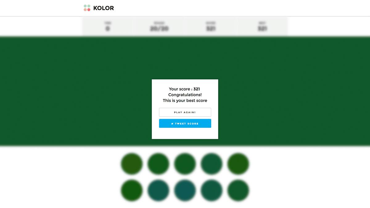 Nichts für Farbenblinde: KOLOR | Was gelernt | Was is hier eigentlich los?