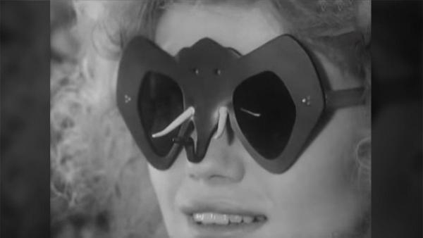Verrückte Sonnenbrillen aus den 70ern | Zeitgeschichte | Was is hier eigentlich los? | wihel.de