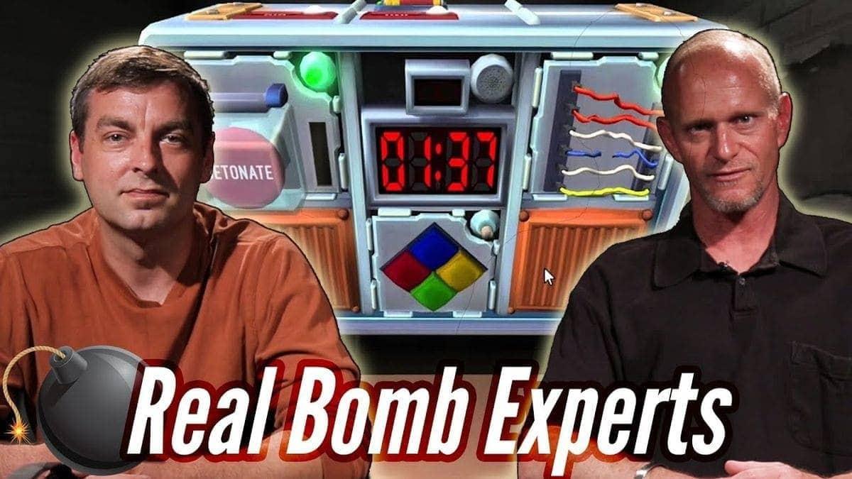 Wenn Bomben-Exprten digitale Bomben entschärfen sollen | Nerd-Kram | Was is hier eigentlich los?