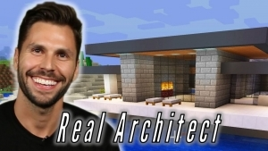 Andrew McClure baut in Minecraft ein Luxushaus | Games | Was is hier eigentlich los? | wihel.de