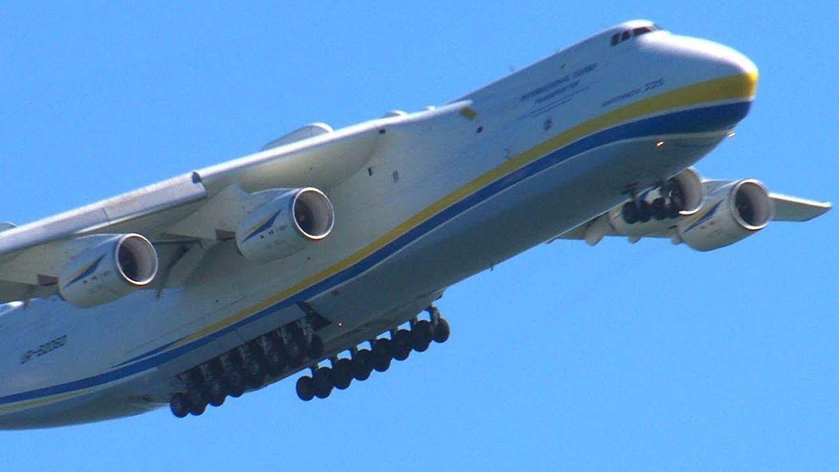 Das größte Flugzeug der Welt bei der Landung | Awesome | Was is hier eigentlich los?