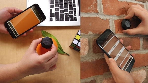 Der Nix Mini Color Sensor hilft schnell und einfach beim Herausfinden von Farben | Gadgets | Was is hier eigentlich los? | wihel.de