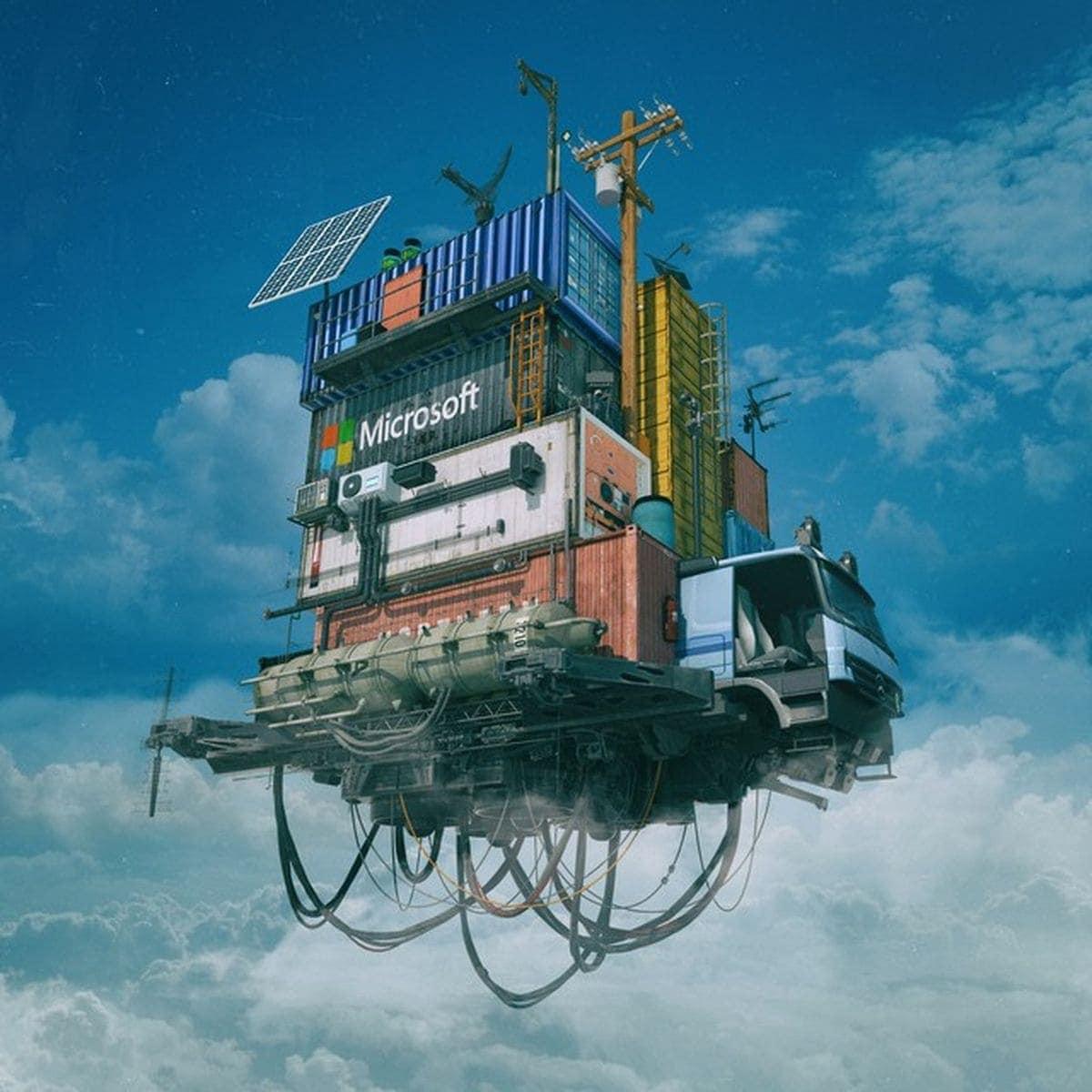 Dystopische Popkultur der Zukunft von Mike Winkelmann | Design/Kunst | Was is hier eigentlich los?