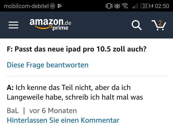 Ein Amazon-Kommentar, der das Internet perfekt auf den Punkt bringt | Lustiges | Was is hier eigentlich los? | wihel.de