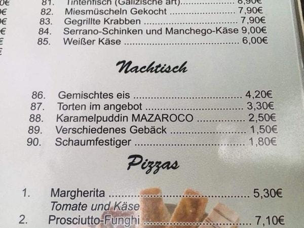 Ein ganz besonderer Nachtisch | Lustiges | Was is hier eigentlich los? | wihel.de