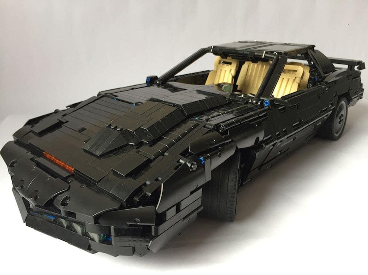K.I.T.T. in LEGO nachgebaut | Nerd-Kram | Was is hier eigentlich los?
