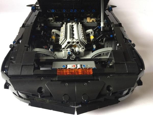 K.I.T.T. in LEGO nachgebaut | Nerd-Kram | Was is hier eigentlich los? | wihel.de