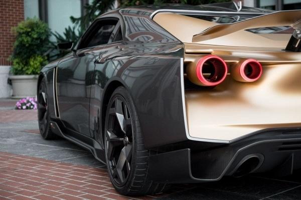 Nissan GT-R50 von Italdesign | Awesome | Was is hier eigentlich los? | wihel.de