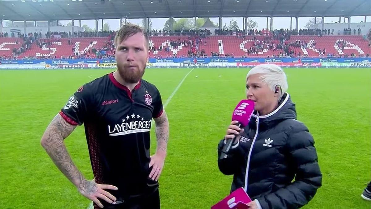 Poesie aus dem Fußball: Jan Löhmannsröben vom 1. FC Kaiserslautern | Lustiges | Was is hier eigentlich los?