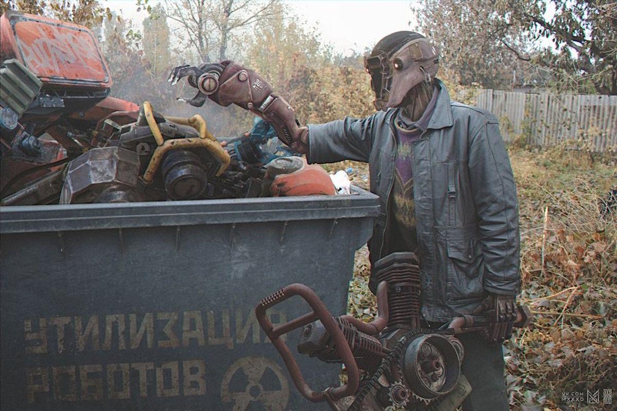Russlands Zukunft illustriert von Evgeny Zubkov | Design/Kunst | Was is hier eigentlich los?