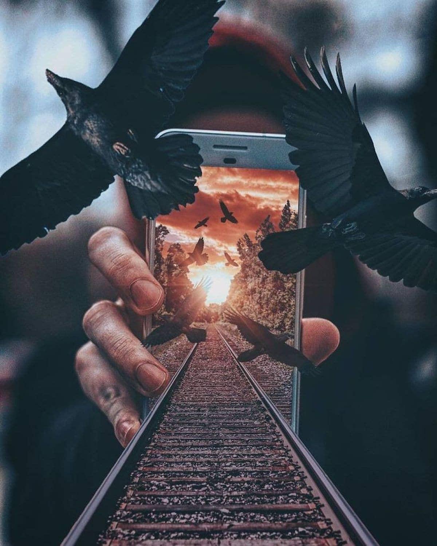 Surreale Fotomanipulationen von Herri Susanto | Design/Kunst | Was is hier eigentlich los?