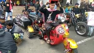 Vespa-Customizing aus Indonesien | Gadgets | Was is hier eigentlich los?