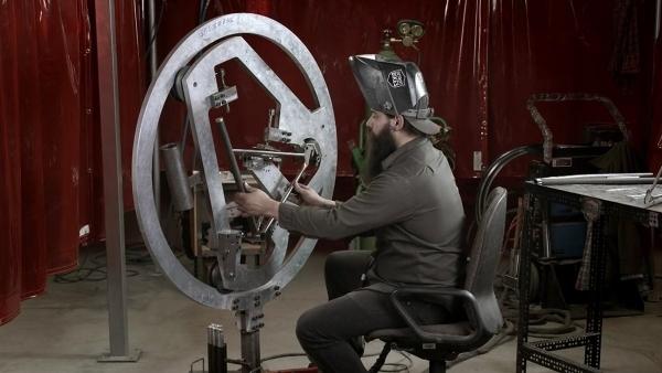 Wie bei Detroit Bikes Fahrräder hergestellt werden | Handwerk | Was is hier eigentlich los? | wihel.de