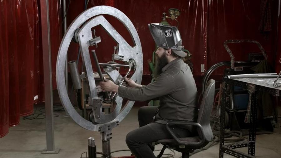 Wie bei Detroit Bikes Fahrräder hergestellt werden | Handwerk | Was is hier eigentlich los?