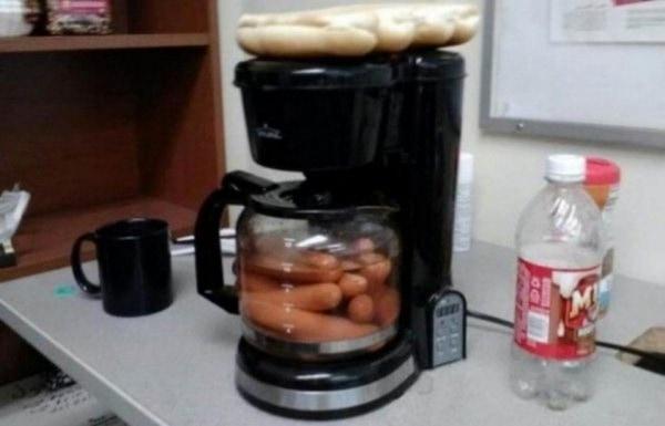 Wie man Hotdogs ohne Herd macht - Einfach mal Fuchs sein | Lustiges | Was is hier eigentlich los? | wihel.de