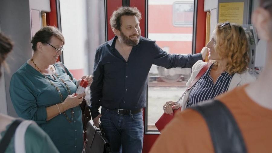 Christian Ulmen, das DB Länderticket und Vorurteile | sponsored Posts | Was is hier eigentlich los?