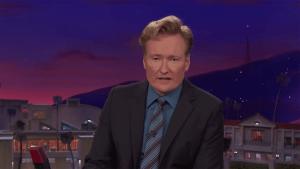 Conan O'Brien mit einem Gänsehaut-Tribut an seine Show-Band | Kino/TV | Was is hier eigentlich los? | wihel.de