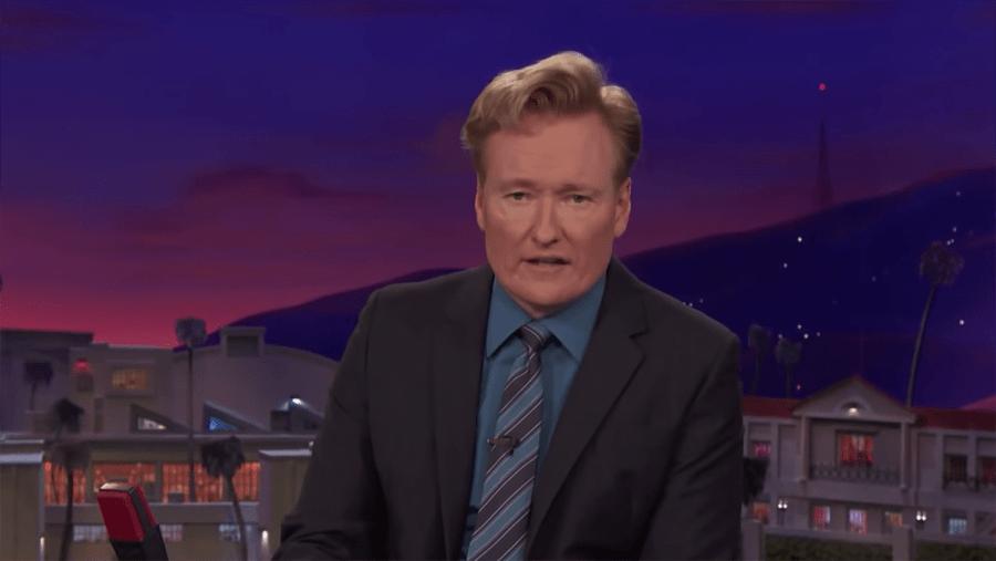 Conan O'Brien mit einem Gänsehaut-Tribut an seine Show-Band | Kino/TV | Was is hier eigentlich los?