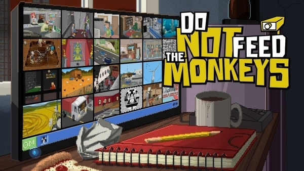 Do Not Feed the Monkeys – Entdecke den Spitzel in dir | Nerd-Kram | Was is hier eigentlich los? | wihel.de