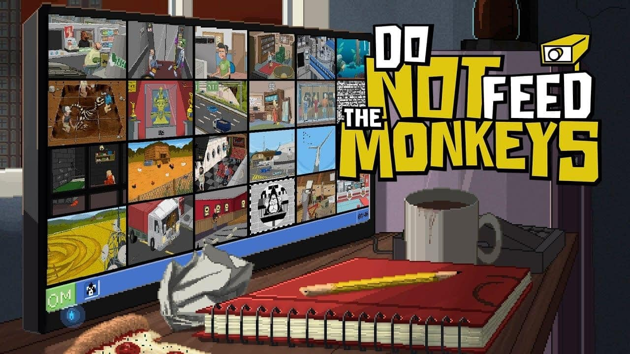 Do Not Feed the Monkeys – Entdecke den Spitzel in dir | Nerd-Kram | Was is hier eigentlich los?