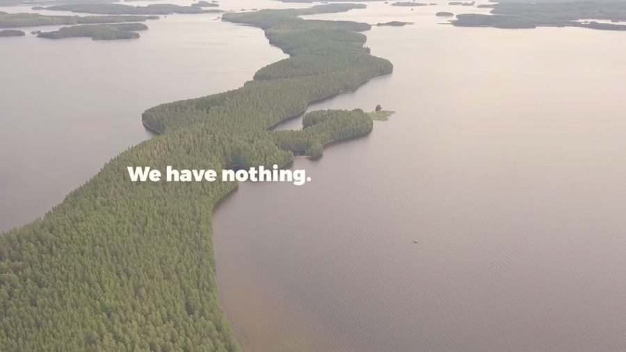 Experience nothing - Visit Padasjoki | Travel | Was is hier eigentlich los?