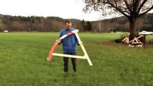 Gerhard Walter und seine Bumerangs | Gadgets | Was is hier eigentlich los?