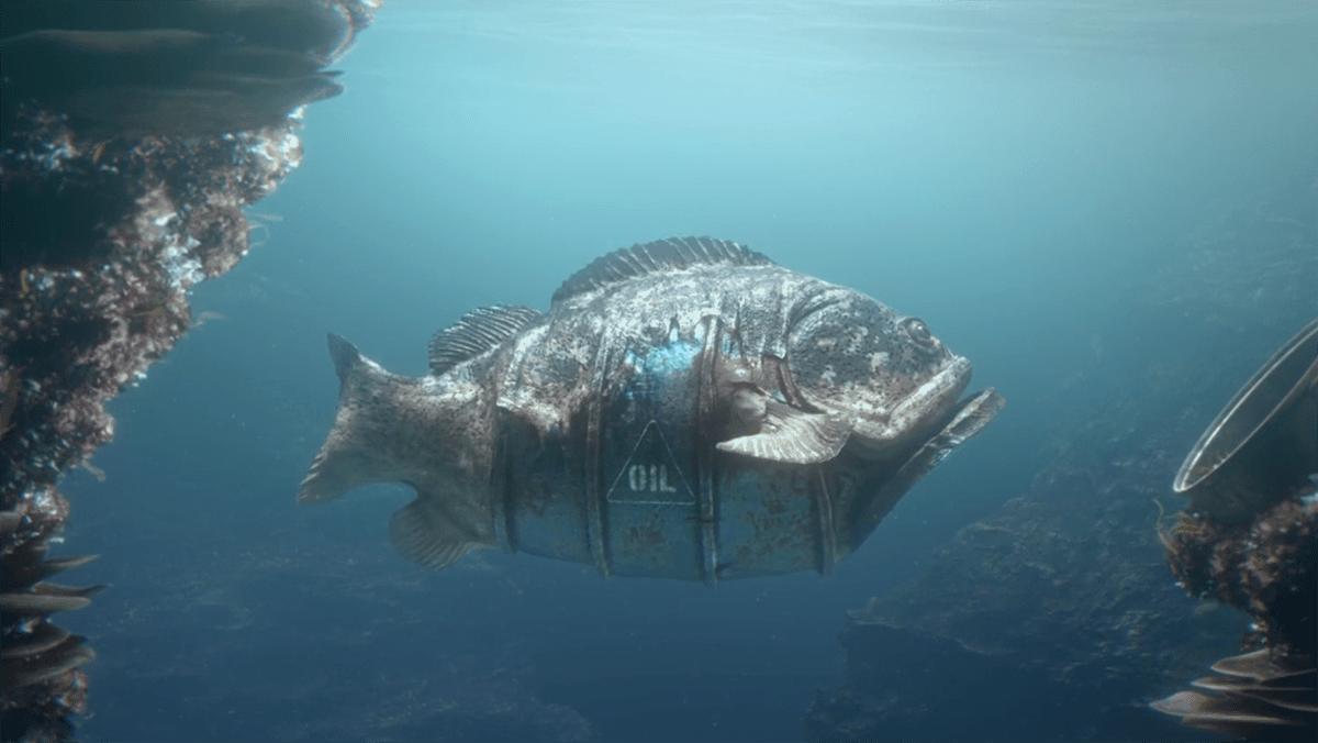 Hybrids – Wenn die Evolution die Verschmutzung der Meere aufgreift | Animation | Was is hier eigentlich los?