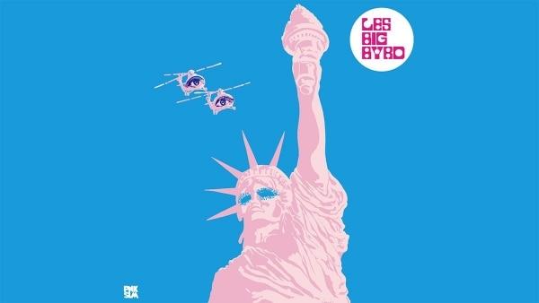 Les Big Byrd - Geräusche | Musik | Was is hier eigentlich los? | wihel.de
