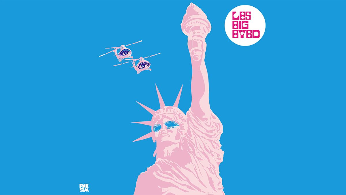 Les Big Byrd - Geräusche | Musik | Was is hier eigentlich los?