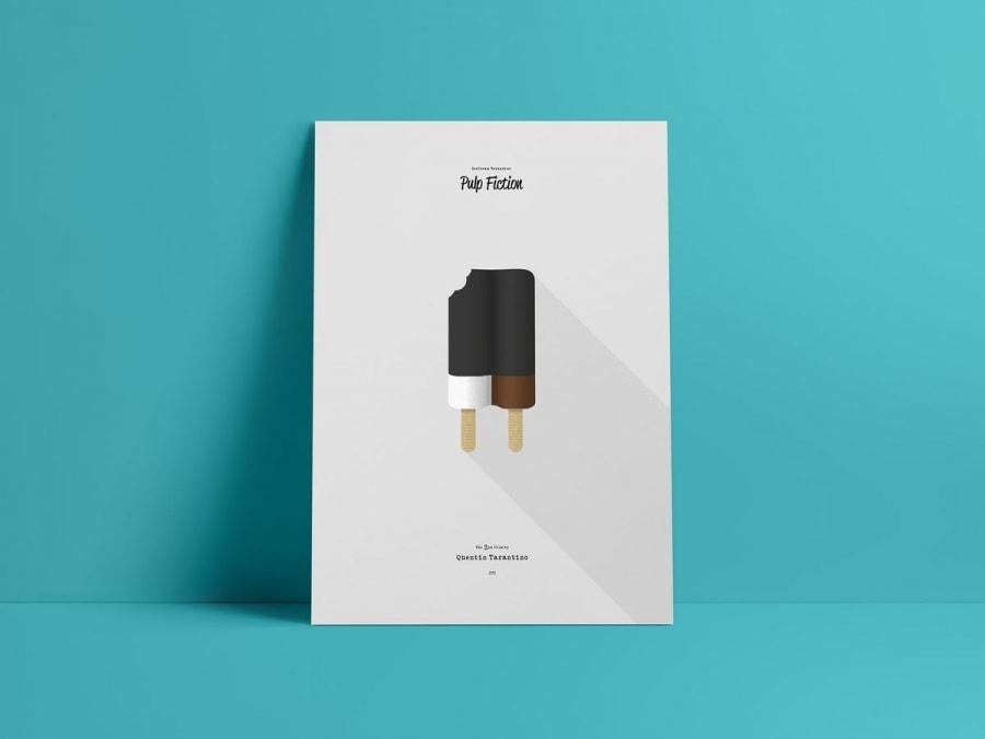 Tarantino Icecream von Matthias Lehner | Design/Kunst | Was is hier eigentlich los?