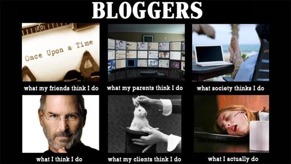 Und deswegen sind Blogs eben doch geil - Gedankentüdelüt (109) | Kolumne | Was is hier eigentlich los?