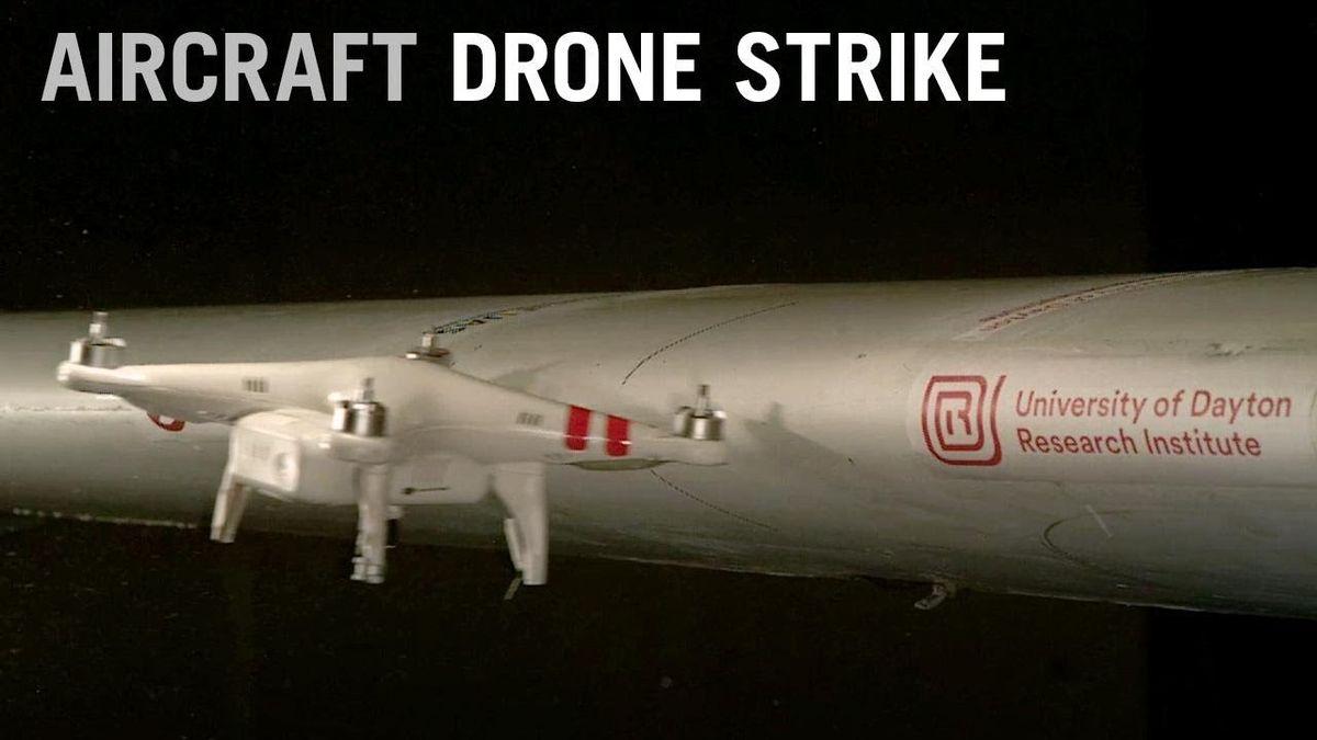 Was eine Drohne mit einer Flugzeugtragfläche anstellt | Gadgets | Was is hier eigentlich los?