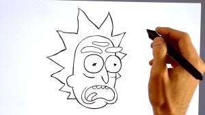 Wie man Rick und Morty zeichnet | Kino/TV | Was is hier eigentlich los?
