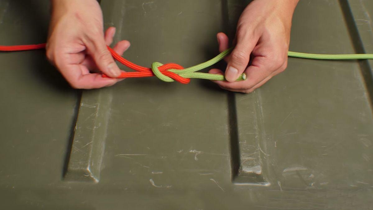 7 nützliche Knoten und wie man sie macht | Was gelernt | Was is hier eigentlich los?